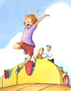Yippee  by  Kevin OMalley - Masterpiece Online