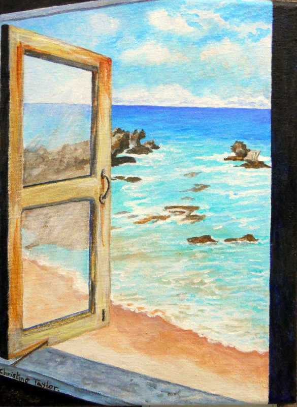 Edgewater  View by Mrs. Christine Taylor - Masterpiece Online