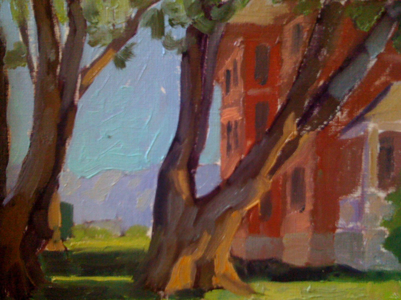 Willow Springs Inn by  Melissa Hefferlin - Masterpiece Online