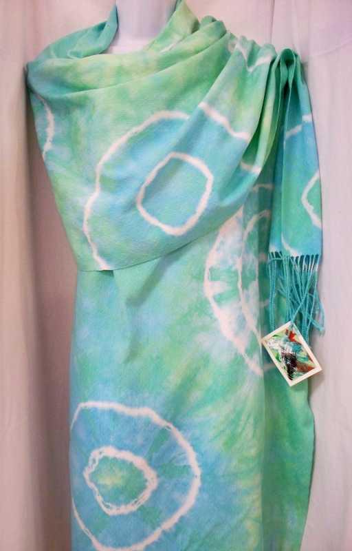 Cotton Shawl by  Judith Krone - Masterpiece Online