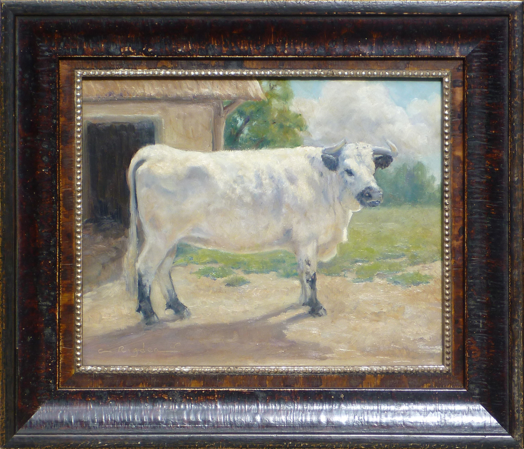 The English Cow by Ms. Cynthia Rigden - Masterpiece Online