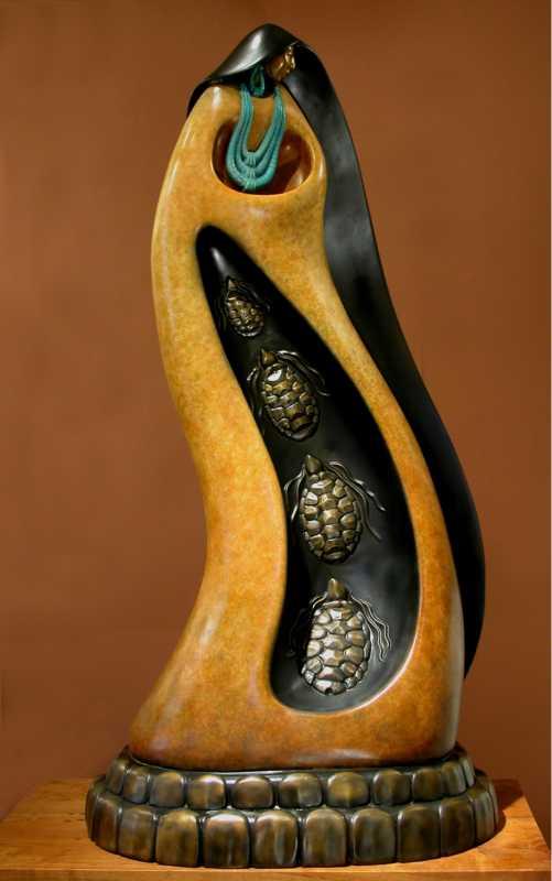 Turtle Mother by  Tim Nicola - Masterpiece Online