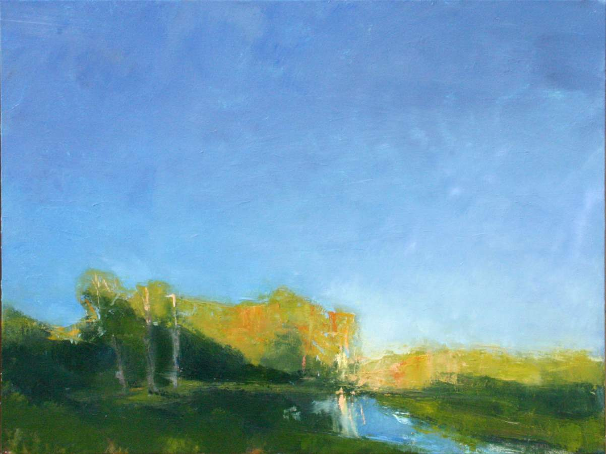 Tisbury Evening by  Jeff Hoerle - Masterpiece Online