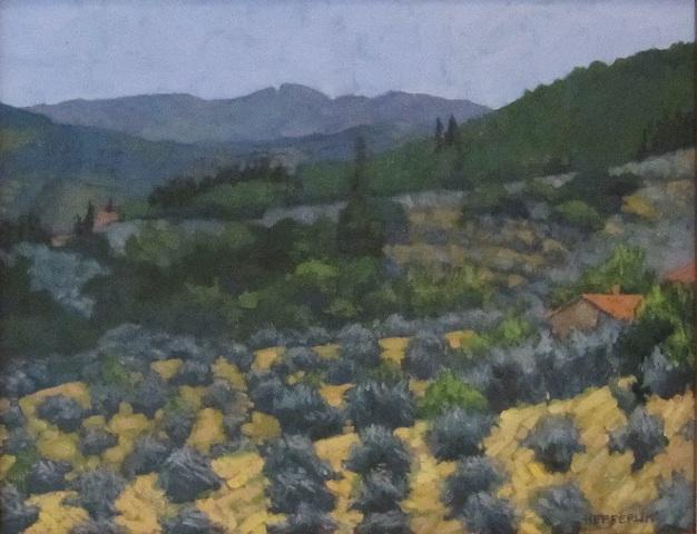 Settignano by  Melissa Hefferlin - Masterpiece Online