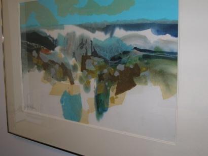 Landscape by  Harold E. Forse - Masterpiece Online