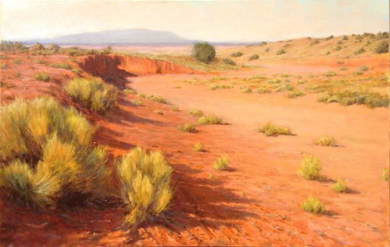 The Good Red Earth by  Peter Hagen - Masterpiece Online