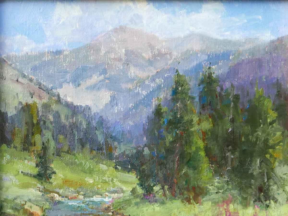 Cut Bank Creek by  Kathryn Stats - Masterpiece Online