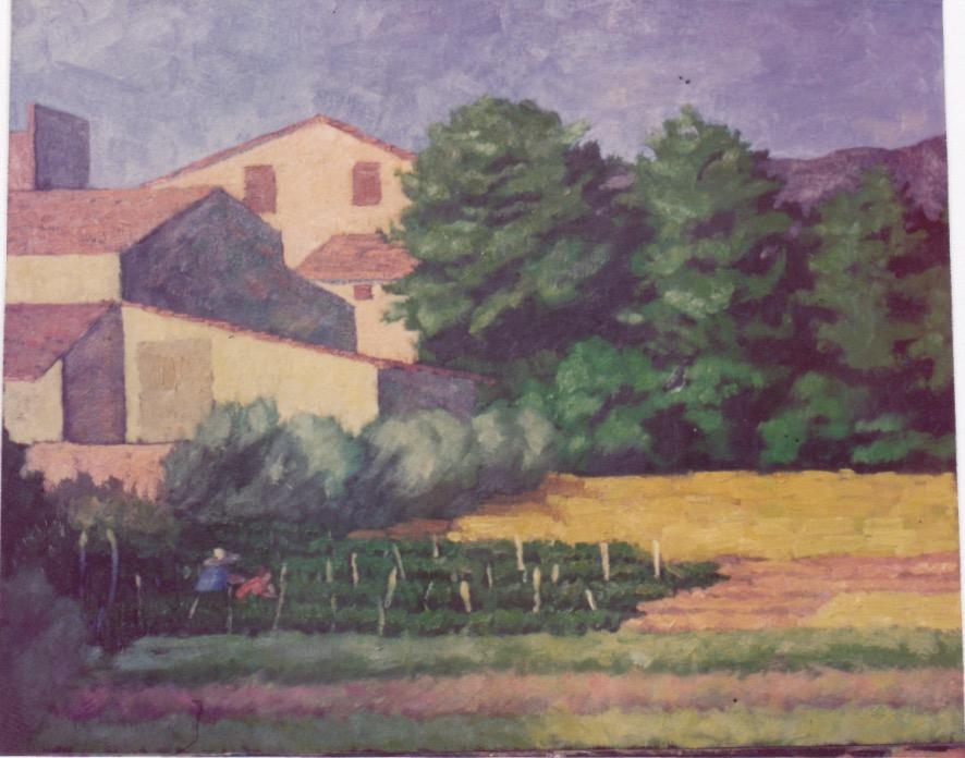 Tending The Vines by  Melissa Hefferlin - Masterpiece Online