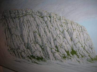 Le Sainte Baume en Feu by  Hubert Munier - Masterpiece Online
