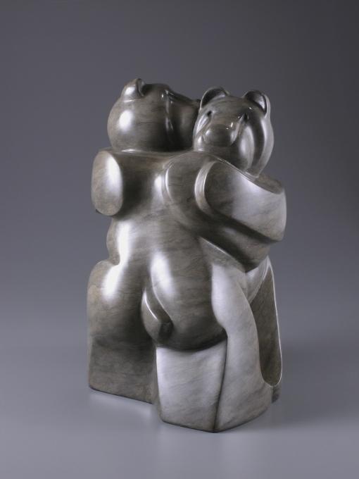 Bear Tango by  Mark Yale  Harris - Masterpiece Online
