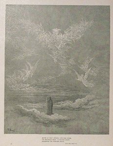 Before My Sight  by  Gustave Dore
