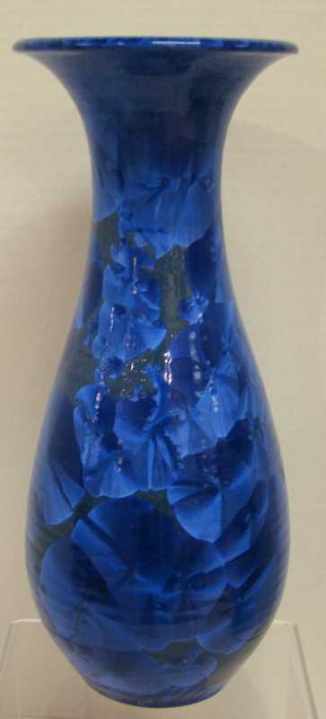 WPK307 Cobalt Blue Cr... by  William Kennedy - Masterpiece Online