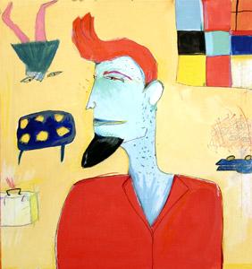 Ervin  by  Maira Kalman - Masterpiece Online