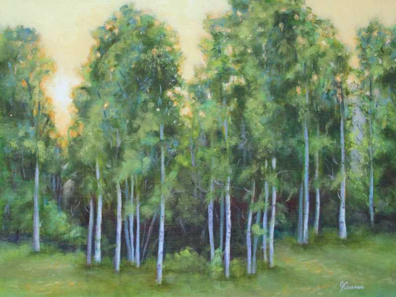 June Light by  Janis Graves - Masterpiece Online