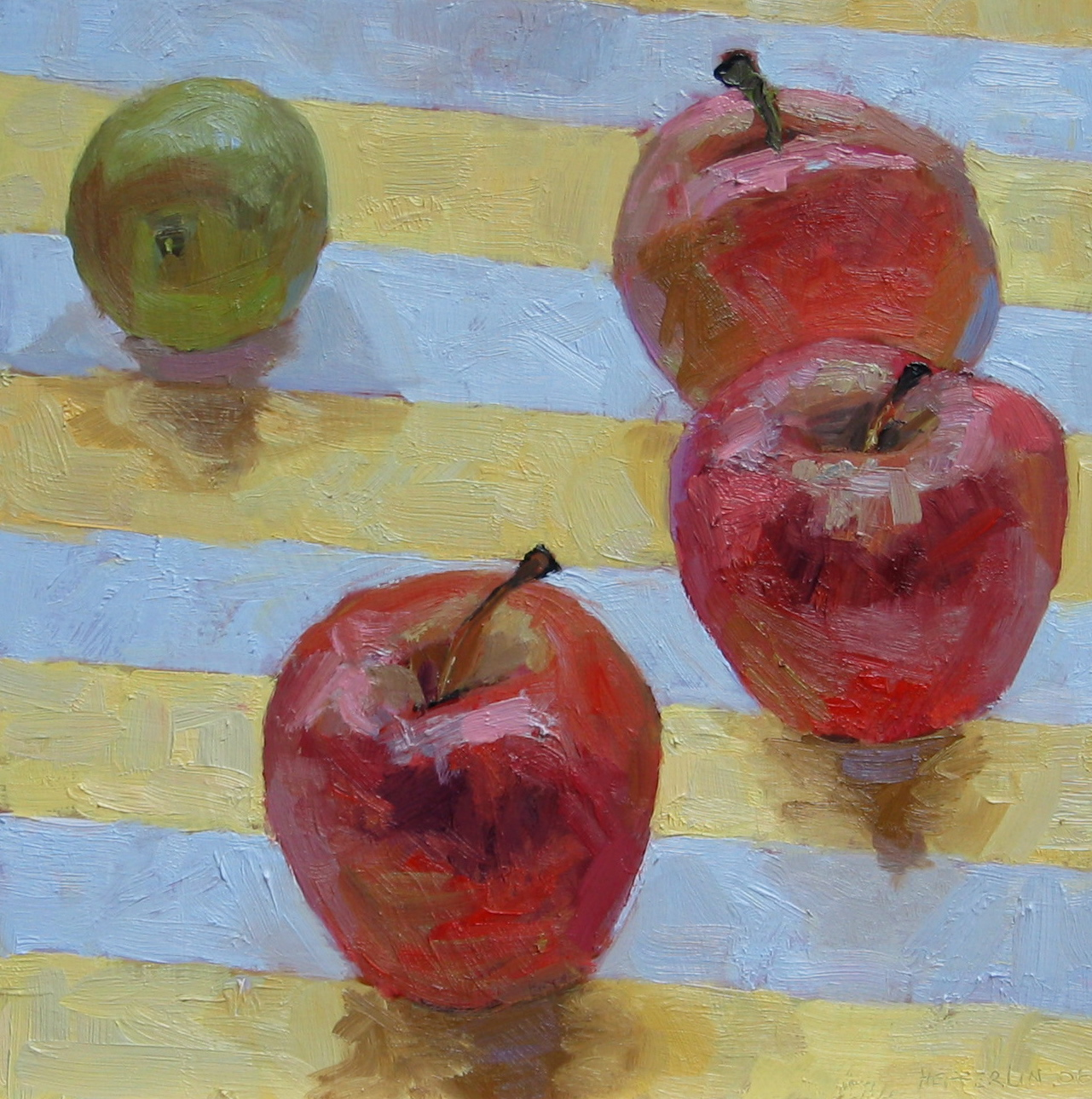 Fruit by  Melissa Hefferlin - Masterpiece Online