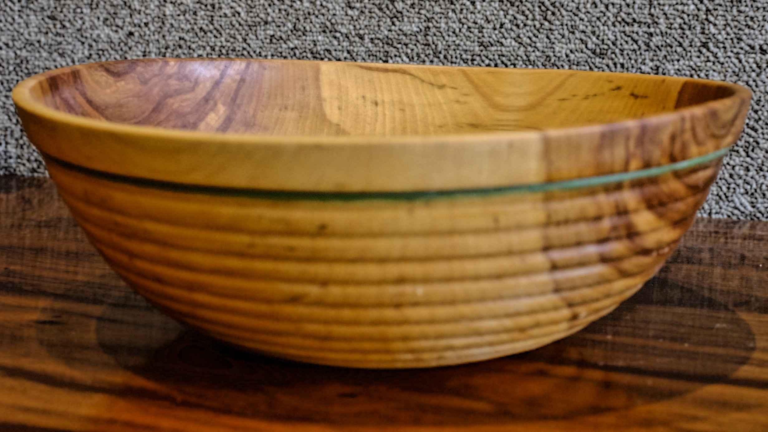 Birch Bowl #481 by Mr. Santiago Tolman - Masterpiece Online