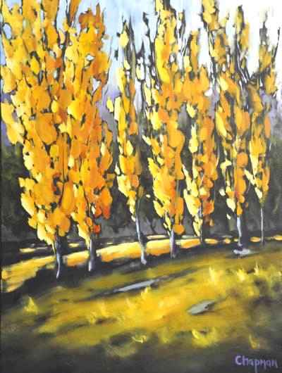Sunstruck on a Summer... by  Sandra Chapman - Masterpiece Online