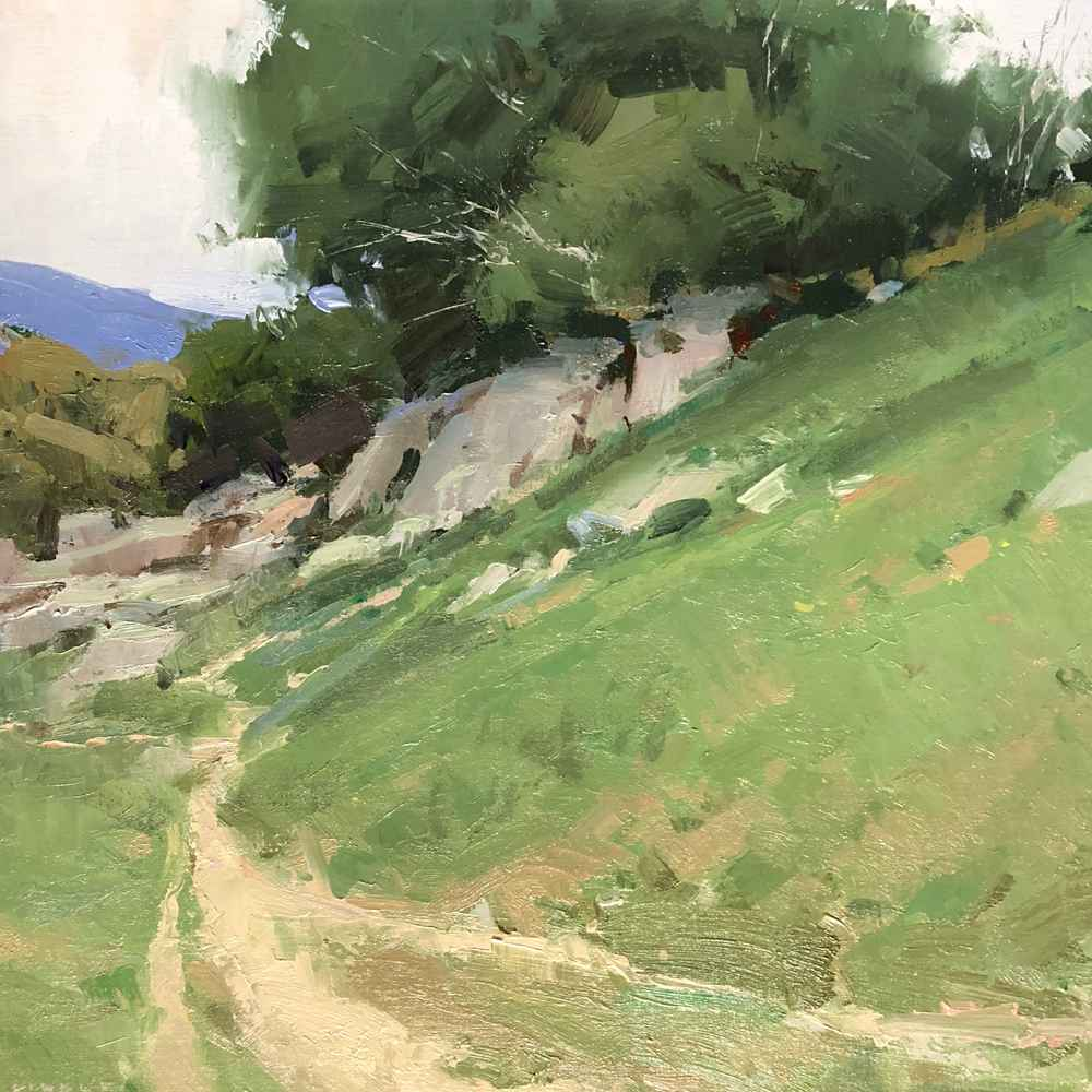 Poso Flat Spring by  David Dibble - Masterpiece Online