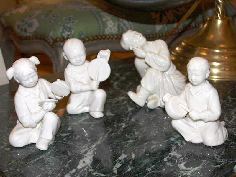 Set of 4 Blanc de Chi... by  None None - Masterpiece Online