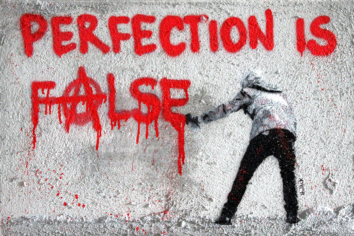 Perfection Is False by  Hijack  - Masterpiece Online