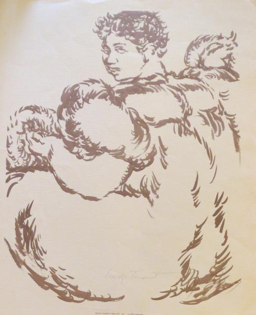 Hawaiian Lei Maker #8 by  Madge Tennent (1889-1972) - Masterpiece Online