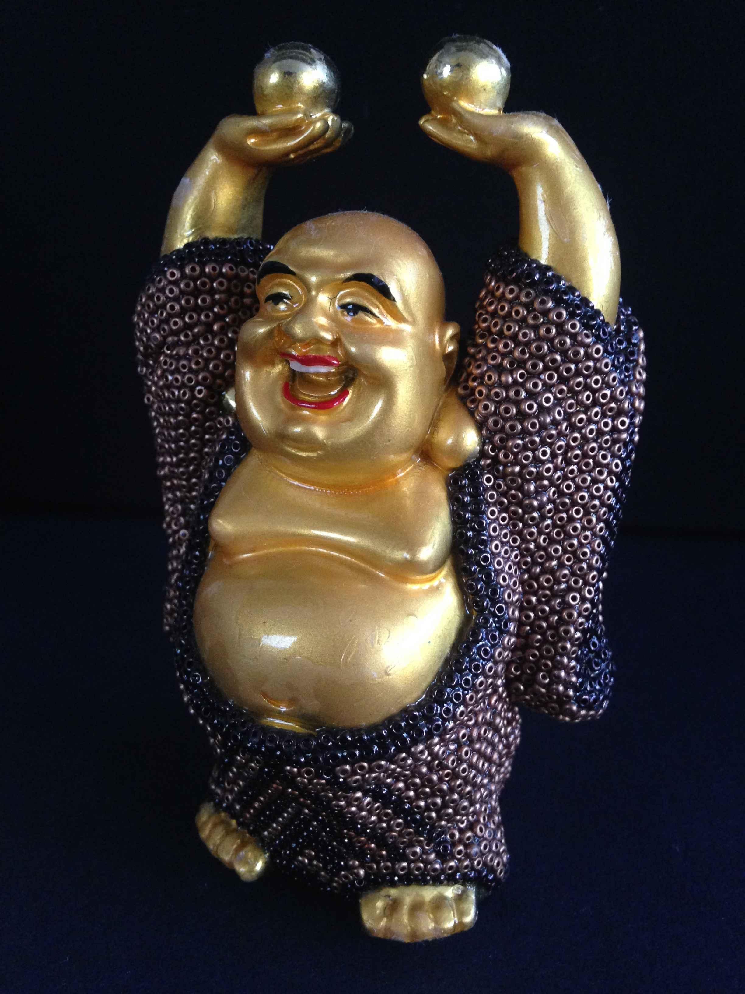 Lucky Buddha by  Joshua  - Masterpiece Online