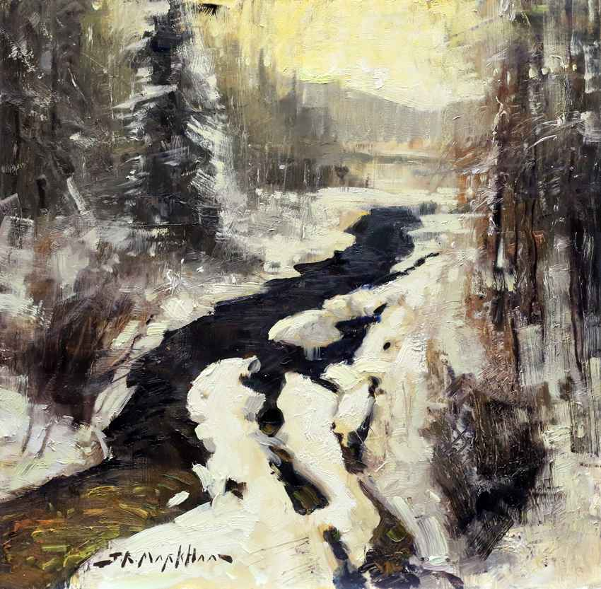 Winter Passage by Mr. Jerry Markham - Masterpiece Online