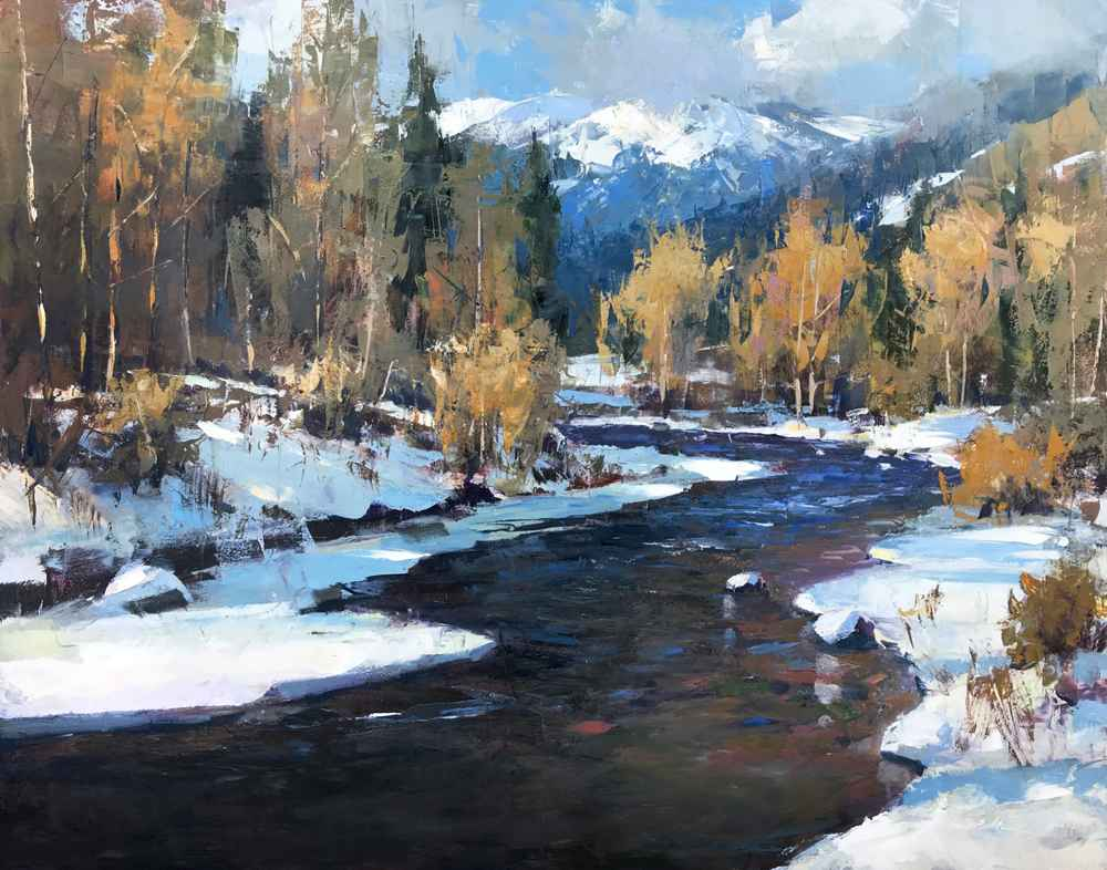 March Creek by  Perry Brown - Masterpiece Online