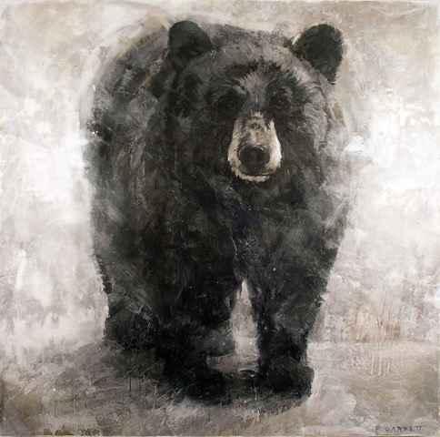 Front Bear by  Paul Garbett - Masterpiece Online