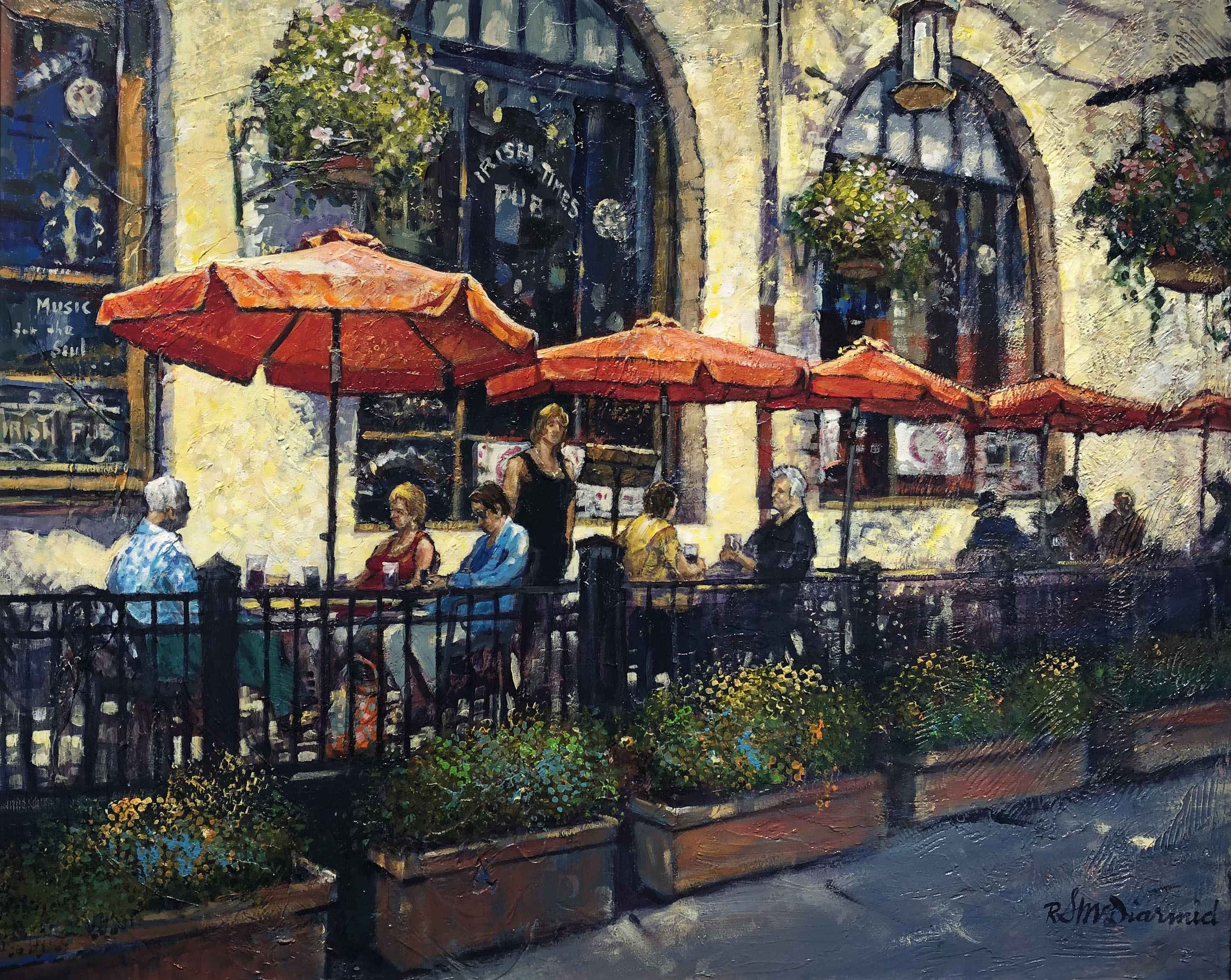 Leisure Moments by  Rick McDiarmid - Masterpiece Online