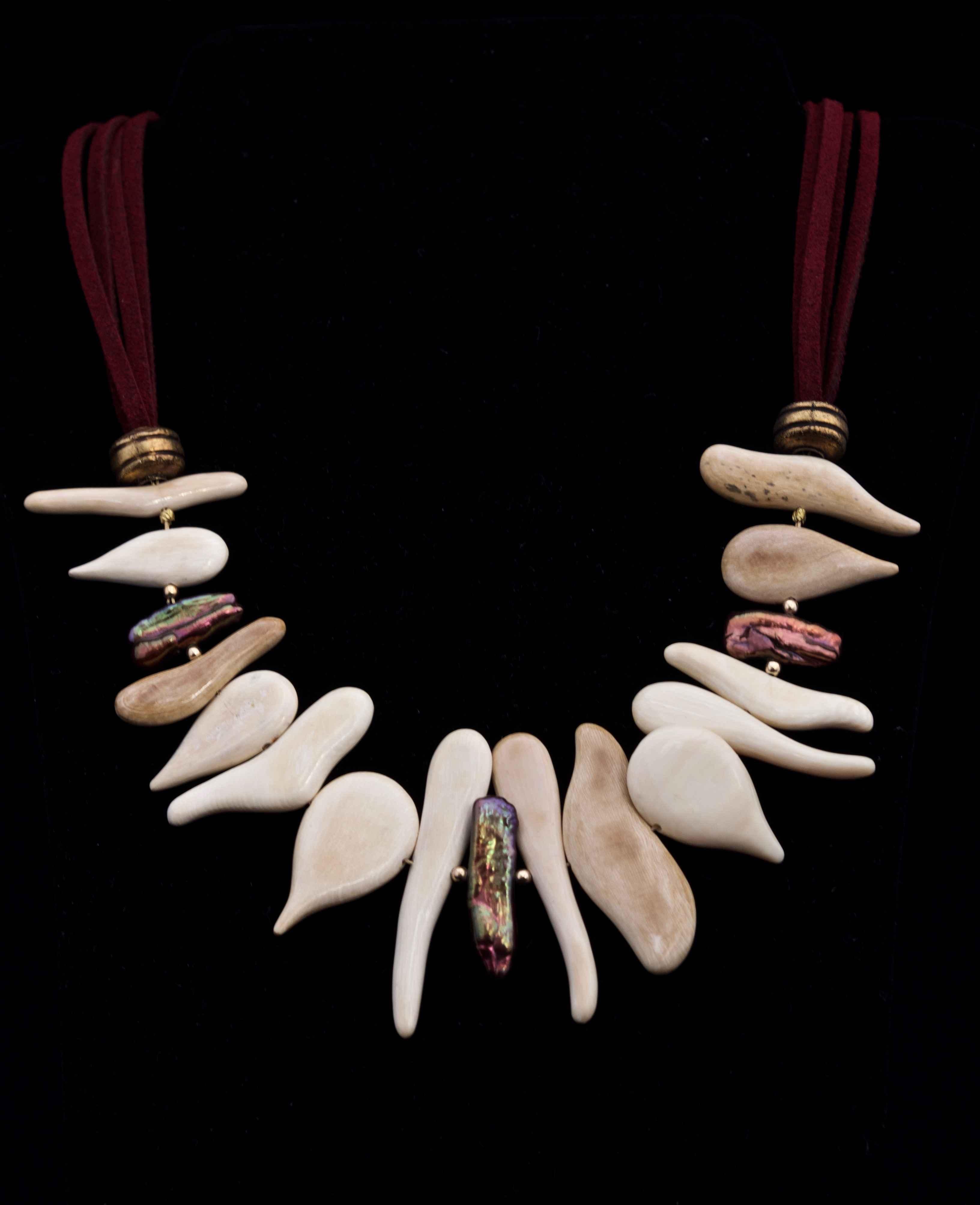 Splash Necklace by  Susan Tereba - Masterpiece Online