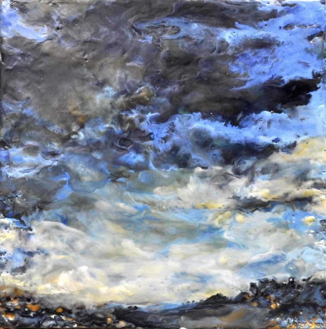 Summer Storm by  Kathy Bradshaw - Masterpiece Online