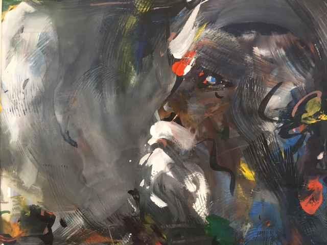 Nubian by  Bijendra Pratap - Masterpiece Online