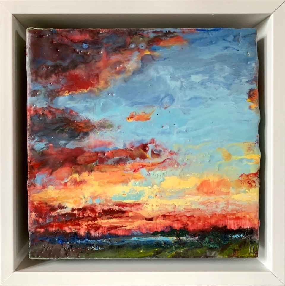 Red Song by  Kathy Bradshaw - Masterpiece Online