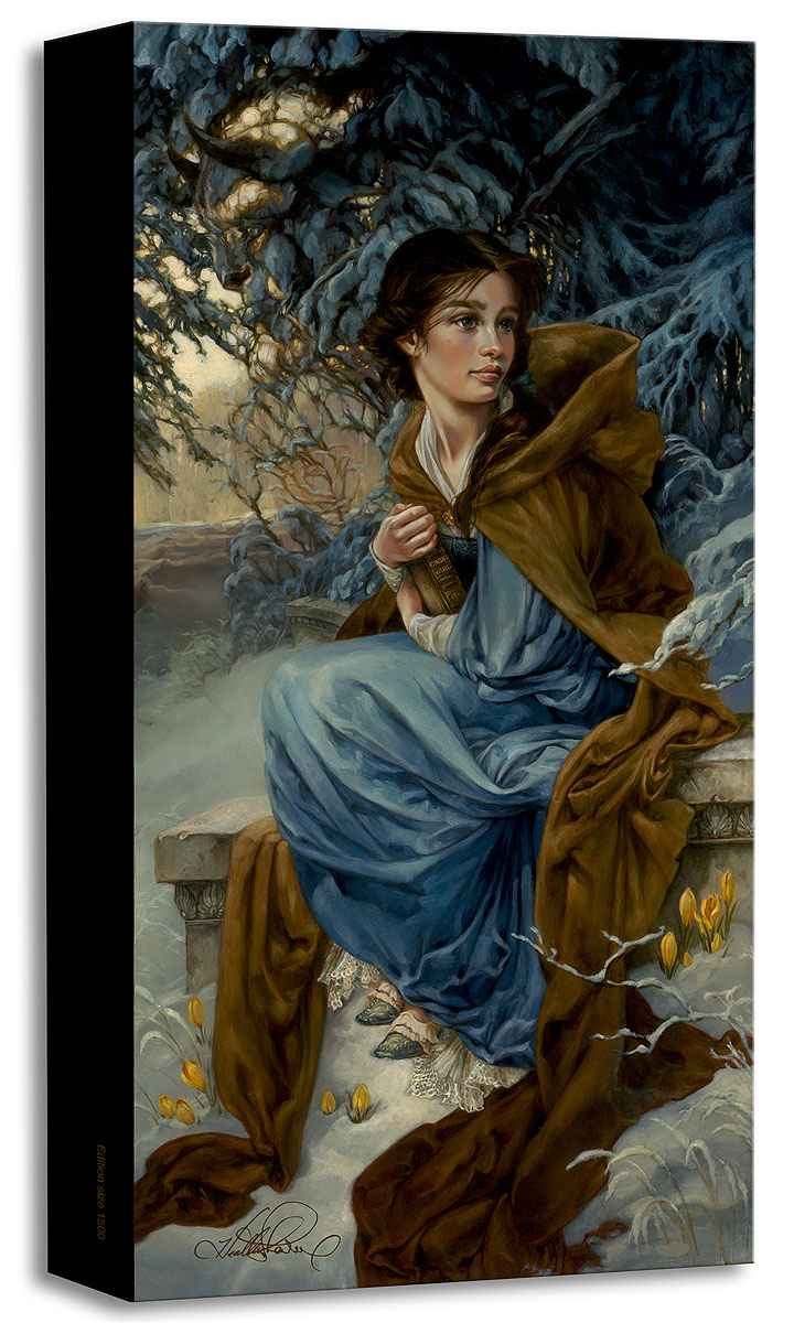 Love Blooms in Winter... by  Heather Theurer - Masterpiece Online