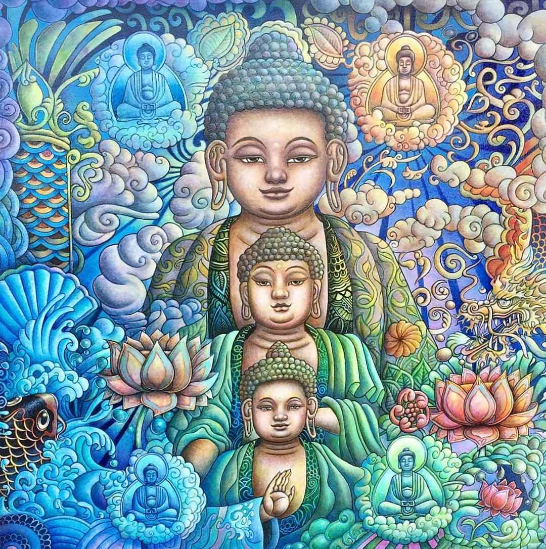 Buddha Dream by  Matthew Smith - Masterpiece Online
