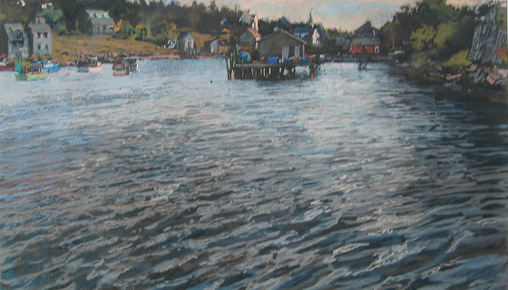 Frenchboro High Tide by  Daud Akhriev - Masterpiece Online
