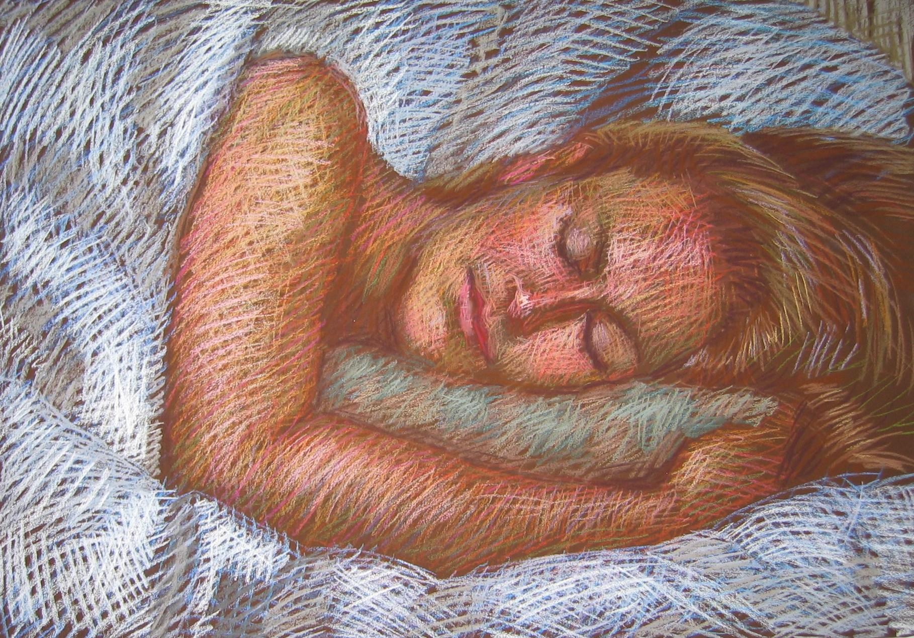 Rest by  Melissa Hefferlin - Masterpiece Online