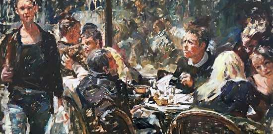 Double-Take by Mrs Judy Gelfert - Masterpiece Online