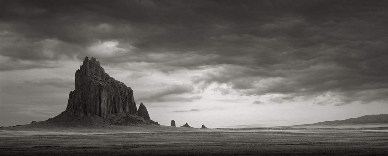 Shiprock, Navajo Nati... by  David Fokos - Masterpiece Online
