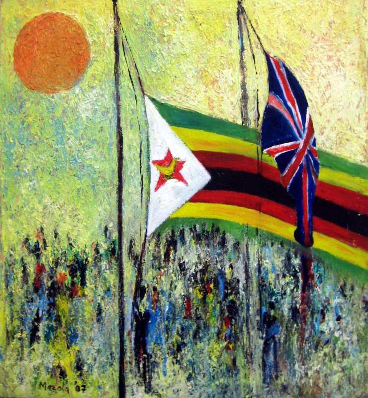 Zimbabwe by Mr. Patrick Mazola - Masterpiece Online