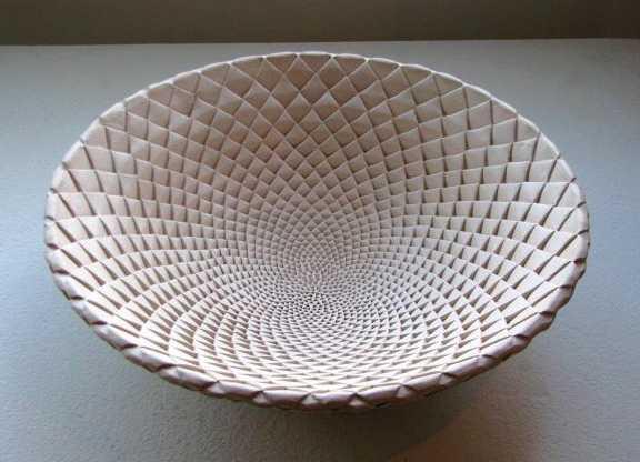 11 Pinecone Bowl by  Michael Wisner - Masterpiece Online