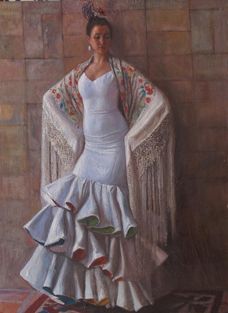Lola Manton de Manilla by  Daud Akhriev - Masterpiece Online