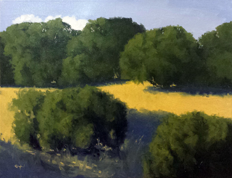 Shady Oaks by  Donald  Craghead - Masterpiece Online