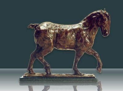 Study for Percheron 1... by Mr. Dan Ostermiller - Masterpiece Online