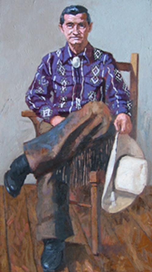 Herschell Hawkins by  Melissa Hefferlin - Masterpiece Online