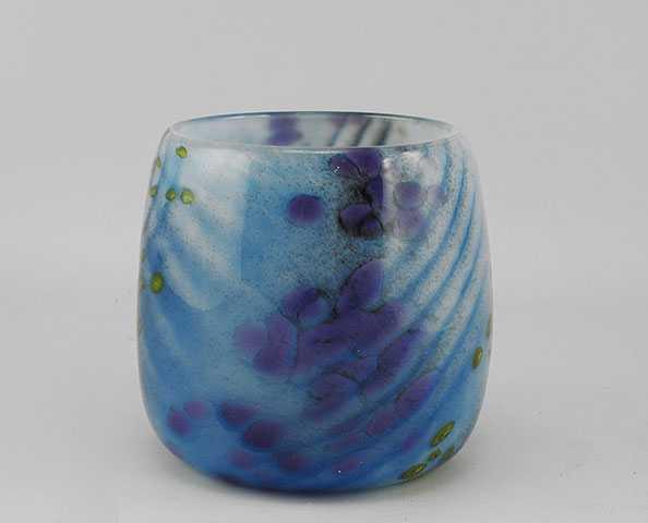 Candelero/Blue by  Thomas Philabaum - Masterpiece Online