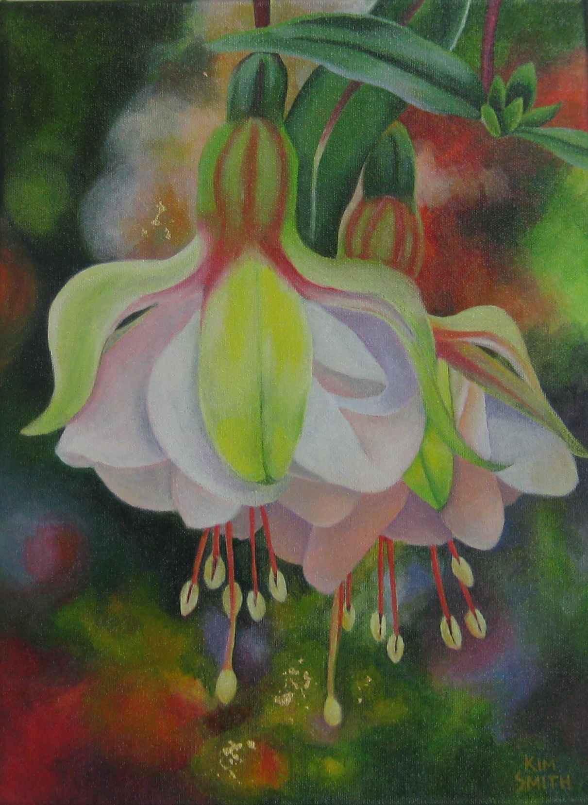 Fabulous Fuchsias by Ms. Kim Smith - Masterpiece Online