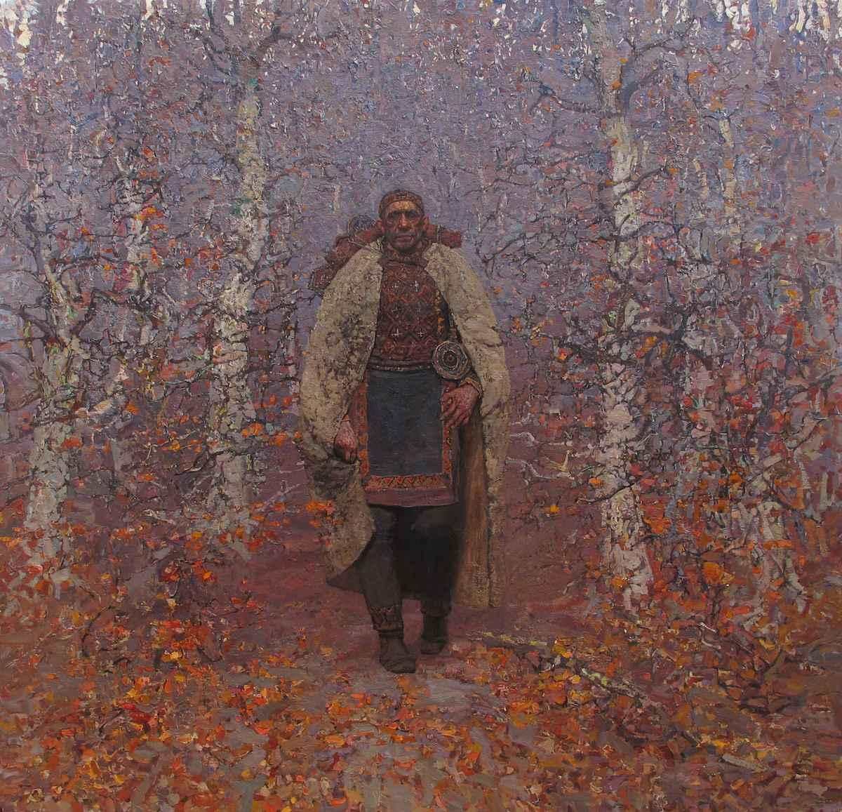 Arrival by  Daud Akhriev - Masterpiece Online