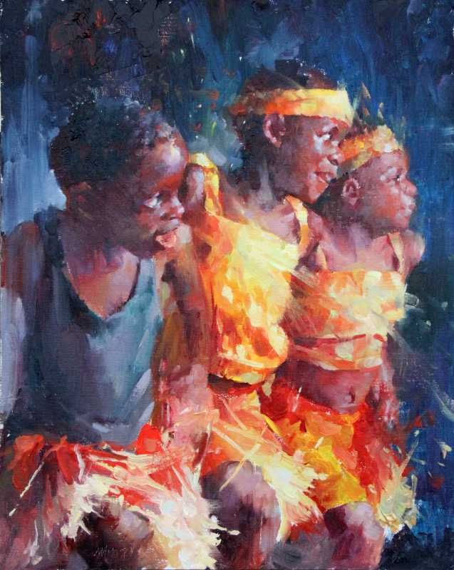 A Chance by  Michael Maczuga - Masterpiece Online